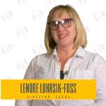 Photo of Lenore Kukasik-Foss, Director of SACHA, She is a Hamilton Tiger-Cats Hero 2018