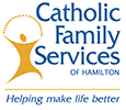 Logo of Catholic Family Services. The logo is also a link to their website.