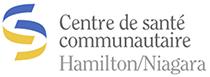 Logo of Centre de Santé Communautaire Hamilton. The logo also links to their website.